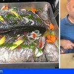 Juan Santana | Prepara un pescado al horno Barbuzano