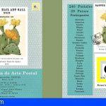 """San Miguel acoge la exposición internacional de arte postal """"CACTUS"""""""