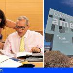 CC-PNC solicita un nuevo convenio para compensar a Arico por el Complejo Ambiental de Tenerife