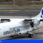 Canaryfly recupera todas sus rutas entre islas