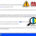 ¡ALERTA! extorsionan a empresas a través de correos electrónicos