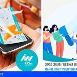 Adeje propone dos cursos online relacionados con las nuevas tecnologías y el marketing