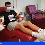 Arona | El ICHH instala una sala temporal para donar sangre en El Fraile