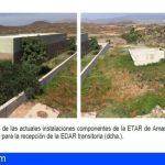 Tenerife | Martín firma un convenio con Acuaes que acabará con los vertidos en la isla