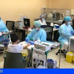 Canarias cierra el estudio de seroprevalencia del COVID-19 con 4.827 test válidos realizados