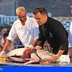 El punto de venta directa en Los Cristianos, objetivo de la subvención a la cofradía de pescadores