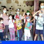El Centro de Día Guaidyl visita San Miguel para conocer su riqueza patrimonial