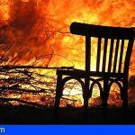 Gran Canaria, Tenerife, La Palma, La Gomera y El Hierro en Alerta por riesgo de incendios forestales
