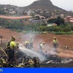 Tenerife   Se han sofocado en 48 horas tres quemas de rastrojos sin control