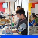Arona y la ULL organizan el 'Laboratorio de Verano de Ciencia y Tecnología'