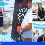 Le Club, en la Playa de Fañabé acogió un showcooking con túnidos canarios para promover su consumo