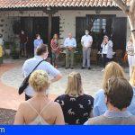 La Gomera presenta a la OMT su estrategia como destino seguro