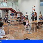 Jóvenes de Arona compaginarán formación y empleo en socorrismo en un nuevo programa PFAE-GJ