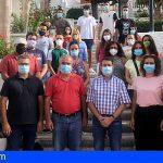 15 desempleados de San Miguel se benefician del nuevo Programa de Alternancia con El Empleo