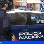 Detenido en La Laguna tras amenazar con un cuchillo en plena calle a los viandantes y a la autoridad