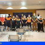 El Cabildo de Tenerife formará a las agrupaciones de protección civil en prevención contra el Coronavirus
