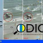 ¿Real o fake? El video viral del águila que atrapó a un tiburón, en entredicho por ODIC