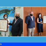 Profesionales sanitarias de La Candelaria y el HUC reciben el reconocimiento del Orfeón La Paz