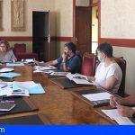 Guía de Isora | Representantes de la asociación vecinal AVETI trasladan sus demandas al Ayuntamiento