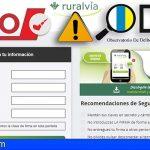 Nuevo Ciberataque suplantando a Ruralvía la banca de Internet de Caja Rural