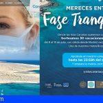 Turismo de Canarias sortea vacaciones en las Islas entre el personal sanitario 'Fase Tranquilidad'
