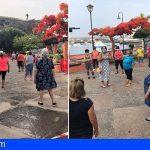 Guía de Isora | El programa 'Un verano para mayores' se divide este año en dos grupos