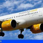 Vueling aumenta el número de destinos desde Canarias con 11 rutas nuevas en agosto