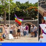San Miguel estuvo presente en el homenaje a Pedro Zerolo en su 60 aniversario