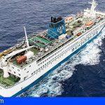 Tenerife distribuye entre diez ONG material sanitario donado por el buque África Mercy