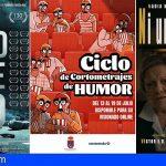 Granadilla estrena un ciclo virtual de cortometrajes españoles de humor