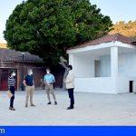 Stgo. del Teide inicia las obras y reforma del espacio urbano fase II de la plaza de Valle de Arriba