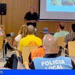 Guía de Isora acoge la reunión en materia de seguridad comarcal, organizada por el Cabildo