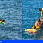 Adeje adquiere casi un centenar de salvavidas automáticos para la seguridad en las playas
