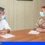 """Adeje renueva su compromiso con el """"Programa de Atención Integral al Paciente Oncológico"""""""