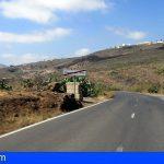 Granadilla | El helicóptero del SUC asiste y traslada a un motorista herido grave en Charco del Pino