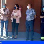 Bomberos de Tenerife adquirirá cien nuevos equipos de respiración autónoma para su personal operativo