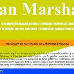 Canarias | Campaña para la reactivación de la gastronomía y el turismo, al estilo de los 'Planes Marshall'