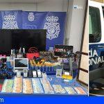 """Desarticulan en La Palma una organización de carteristas que cometían hurtos """"a la carta"""""""