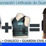 Canarias | Tras el tiroteo en Aguimes AEGC vuelve a solicitar la entrega de los nuevos chalecos antibala