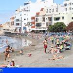 Granadilla aumentará el dispositivo de seguridad para controlar el aforo en El Médano