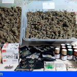 Un club de cannabis en Arona vendía estupefacientes a cualquier persona