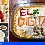 Juan Santana | Ensaladilla Universal Barbuzano para eldigitalsur