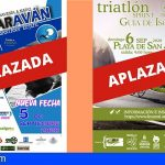 Guía de Isora aplaza la Travesía a Nado de Alcaraván y el Triatlón Sprint
