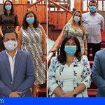 Personal laboral de Arona toma posesión como funcionario, otro paso hacia la estabilidad administrativa
