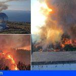 La Palma (Actualizada) | Hasta el lunes o martes no se podrán estabilizar los focos por la meteorología