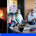 La Palma | La situación es favorable respecto ayer, el incendio se encuentra en consolidación de su perímetro