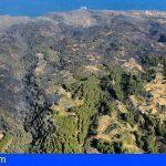El incendio de La Palma continúa estabilizado y se mantiene en nivel 2