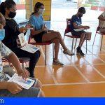 Los jóvenes isoranos despiden las actividades del programa de verano