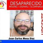 Hallan en Fasnia el cuerpo sin vida de Juan Carlos M. Díaz, desaparecido en Granadilla el pasado jueves