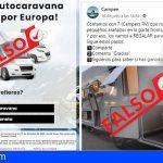 ODIC | La nueva estafa de Autocaravanas es seguida por más 70.000 usuarios en Facebook